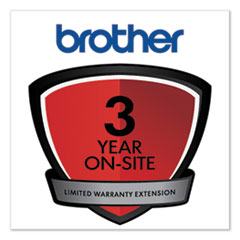 Onsite 3-Year Warranty Extension for Select DCP/FAX/HL/MFC Series