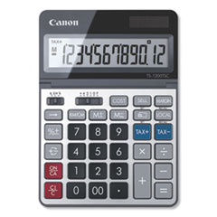 TS-1200TSC Desktop Calculator, 12-Digit LCD