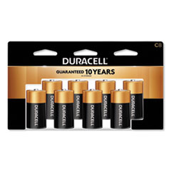 CopperTop Alkaline C Batteries, 8/Pack