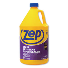 Stain Resistant Floor Sealer, Unscented, 1 gal, 4/Carton