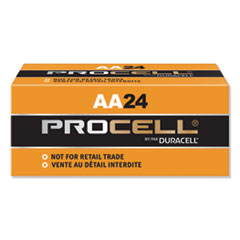 BATTERY,PROCELL,AA,BULK