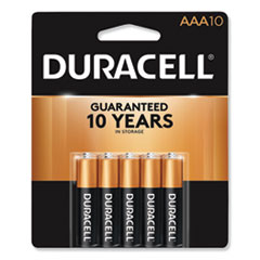 CopperTop Alkaline AAA Batteries, 10/Pack