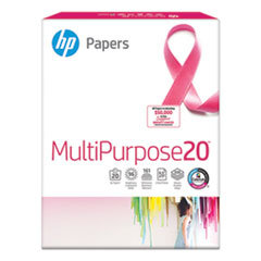 MultiPurpose20 Paper, 96 Bright, 20lb, 8.5 x 11, White, 500 Sheets/Ream, 10 Reams/Carton