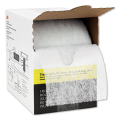 "Easy Trap Duster, 5"" x 30 ft, White, 1 60 Sheet Roll/Box, 8 Boxes/Carton"