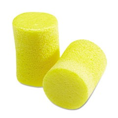 E�A�R Classic Earplugs, Pillow Paks, Uncorded, Foam, Yellow, 30 Pairs