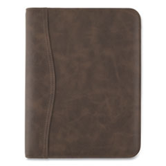 Distressed Brown Leather Starter Set, 11 x 8.5, Brown