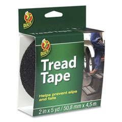 "Tread Tape, 2"" x 5 yds, 3"" Core, Black"