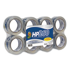 "HP260 Packaging Tape, 3"" Core, 1.88"" x 60 yds, Clear, 8/Pack"