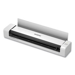 DS-740D Duplex Compact Mobile Document Scanner, 600 dpi Optical Resolution, 1-Sheet Duplex Auto Document Feeder