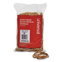 RUBBERBANDS,SIZE 33,1LB