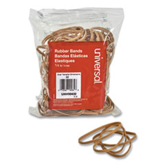 "Rubber Bands, Size 32, 0.04"" Gauge, Beige, 4 oz Box, 205/Pack"