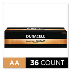 CopperTop Alkaline AA Batteries, 36/Pack