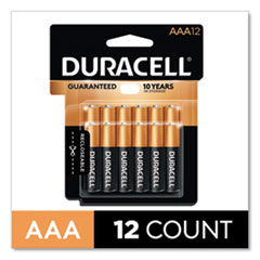 CopperTop Alkaline AAA Batteries, 12/Pack