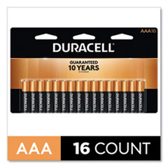CopperTop Alkaline AAA Batteries, 16/Pack