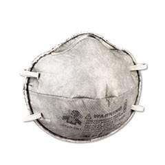 R95 Particulate Respirator w/Nuisance-Level Organic Vapor Relief, 20/Box
