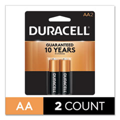 CopperTop Alkaline AA Batteries, 2/Pack