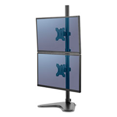 "Professional Series Freestanding Dual Stacking Monitor Arm, up to 32""/17 lbs"