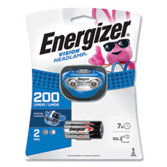 LED Headlight, 3 AAA Batteries (Included), Blue