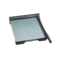 "The Original Green Paper Trimmer, 20 Sheets, Wood Base, 13"" x 17 1/2"""