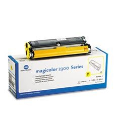 1710517002 Toner, 1500 Page-Yield, Yellow