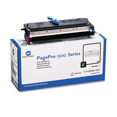 1710566001 Toner, 3000 Page-Yield, Black