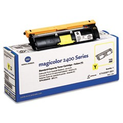 1710587001 Toner, 1500 Page-Yield, Yellow