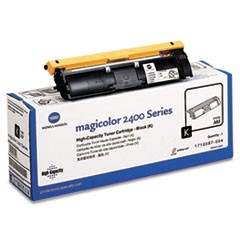1710587004 High-Yield Toner, 4500 Page-Yield, Black