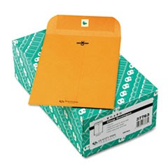 Clasp Envelope, 6 1/2 x 9 1/2, 32lb, Brown Kraft, 100/Box
