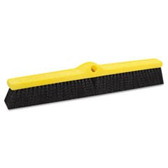 Medium Floor Sweeper, 24 x 3, Black