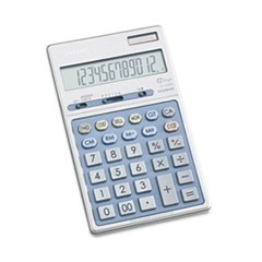 EL339HB Executive Portable Desktop/Handheld Calculator, 12-Digit LCD