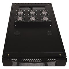 SmartRack Roof-Mounted Fan Panel, 6 High-Performance Fans, 630 CFM, 5-15P Plug