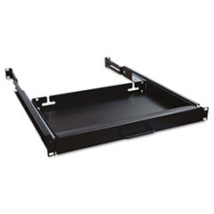 "SmartRack Keyboard Shelf, 25 lbs Capacity, 16"" Depth"