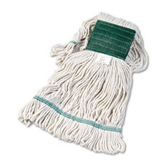 MED SUPER LOOP MOP HEAD, WHITE 502