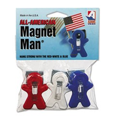 All American Magnet Man, 0.25