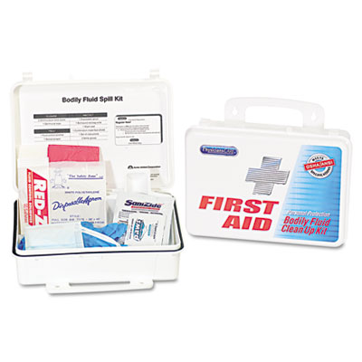 Blood Cleanup Kits