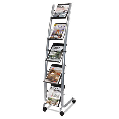 Literature Racks & Display Cases