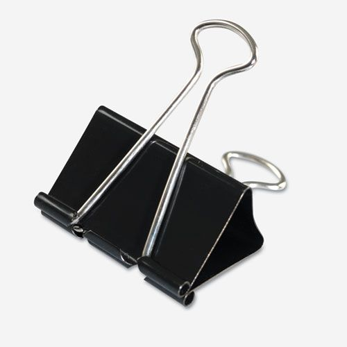 Large Binder Clips, 1