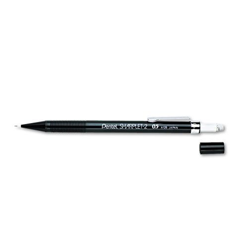 Sharplet-2 Mechanical Pencil, 0.5 mm, Black Barrel