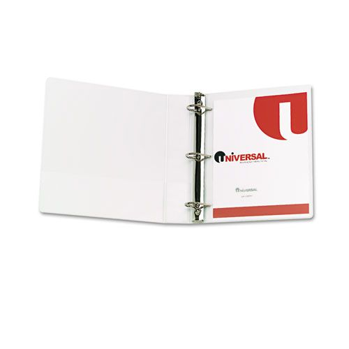 Slant-Ring Economy View Binder, 1-1/2