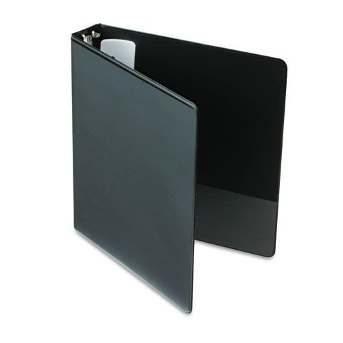 Economy Round Ring View Binder, 1-1/2