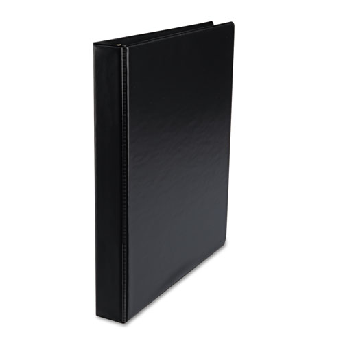 Economy Non-View Round Ring Binder, 1