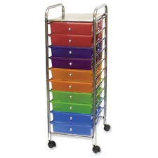 Mobile File Carts & Cabinets