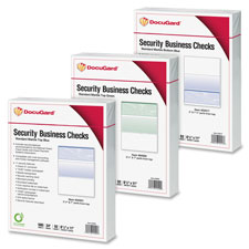 Security Papers and Checks
