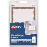 Avery® Adhesive Name Badge Labels