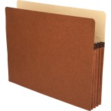 Business Source Redrope Letter Expanding File Pockets