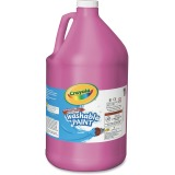 Washable Paint, 128 oz. Container - Magenta