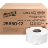 Genuine Joe 2-ply Jumbo Roll Dispenser Bath Tissue