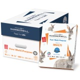 Hammermill Paper for Multi 3-Hole Punched Inkjet, Laser Print Copy & Multipurpose Paper