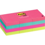 "Post-it® Notes, 1.5"" x 2"" Cape Town Collection"