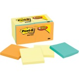 "Post-it® Notes, 3"" x 3"" Canary Yellow"